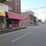 西アサヒ - お店