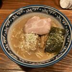 らーめん 木尾田 - 料理写真:らーめん(800円)