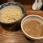 らーめん 木尾田 - つけめん(850円)