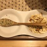 匠人 いとう - スーパーフード=麻の実(ヘンプシード)+ナッツ