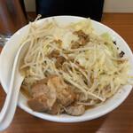吉み乃製麺所 - 料理写真:賄い醤油ラーメン 800円(税込)