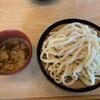 粉家 - 料理写真:豚肉ごま汁うどん  650円