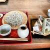 そば家 和味 - 料理写真:野菜天ぷら付せいろ ¥1,420-
