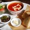 ナチュラルキッチン キュレル - 料理写真:ミネストローネと自家製パンset