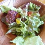 ラ・サリータ - 料理写真:ランチのサラダ