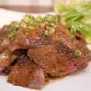 肉とごはんと時々やさい mohawk - 料理写真:十勝ハーブ牛肩ロースステーキ丼