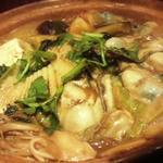 仙台かき徳 - かきの土手鍋