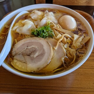 らーめん 三福 - 料理写真: