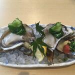 天国 - 岩牡蠣