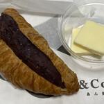 &Co. - バターは別添えでした