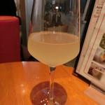 浅草カフェ ラグランドカリス - 甲州にごり500円