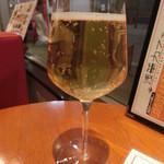 浅草カフェ ラグランドカリス - シードル350円