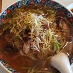 クォウライ - ねぎもやし麺  1010円