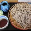 そば処 二城 - 料理写真:もりそば¥770