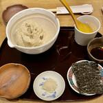 157327271 - \(^o^)/蕎麦掻き登場\(^o^)/