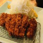 157327588 - 特ロース豚カツ定食