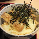 名代 箱根そば - ミニカツ丼