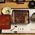 157332691 - 関東式うな重 上(2,180円)