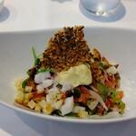 157332781 - 有機無農薬野菜のこだわりサラダ