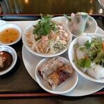 フォー ベト レストラン - Fランチセット1980円