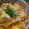 そば よしむら - 料理写真:山梨産 健味鶏を使ったふわとろの親子丼です。