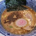 次念序 - スープ
