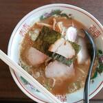 中華そば にぼし屋 - 料理写真: