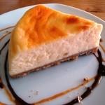15735135 - ベイクドチーズケーキ