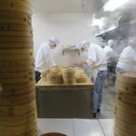 鼎泰豐 - 厨房