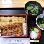 うな徳 - 料理写真:ことぶき上うな重 3,630円(税込)