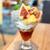 みのる食堂 - 博多とよみつ姫のパフェ1580円