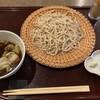 蕎麦 の澤 - 料理写真:鴨せいろ