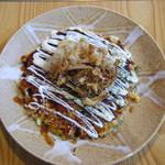 るぱん - お好み焼きの定番 豚玉