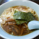 15737461 - ワンタン麺 590円