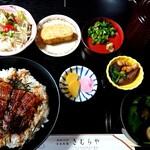 157374389 - まぶし丼ランチ(1600円税込)