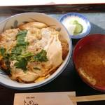 よこかわ - 【2012年11月】「カツ丼」