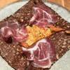 プレイン - 料理写真:ひよこ豆とコッパ(家内)