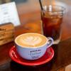 バイロンベイコーヒー - ドリンク写真:カプチーノ