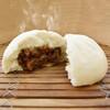 ブタまんの江戸清 - 料理写真:黒酢の酢豚まん【季節限定】1個500円