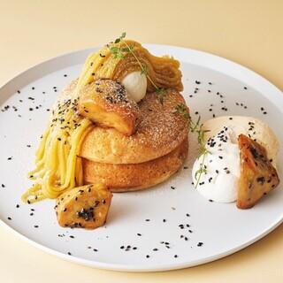 【9/1-9/30限定】パンケーキ