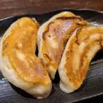 麺道 麒麟児 - 餃子