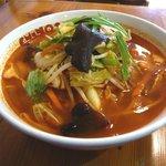 チノス - ハバネロタン麺(800円)