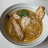 はりけんラーメン - 料理写真:鷄そば塩  780円