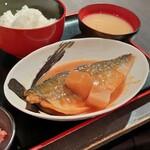 肴や 呉平 - さばの味噌煮めっちゃ美味い!