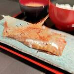 肴や 呉平 - 赤魚