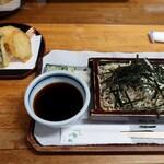 こはら - 料理写真:・「天ざる(¥1430)」