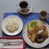 ドンキー - 料理写真:ドンキーセット ¥1,400です。
