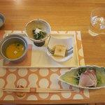 15741379 - 特別ランチ(前菜)