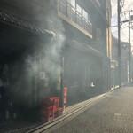 いせや総本店 - 状況が続くようなら、テナント重視の煙量でも、こちらはかまいませんので。
