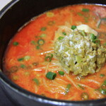 想吃担担面 - 【9月限定】カレー担担麺~マレーシア風~ ~プレミアム担担麺~